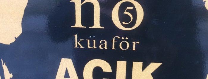 GALATA NO5 KUAFÖR is one of Istanbul.