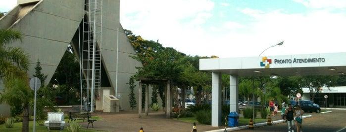 Hospital Ministro Costa Cavalcanti is one of Posti salvati di Jane.