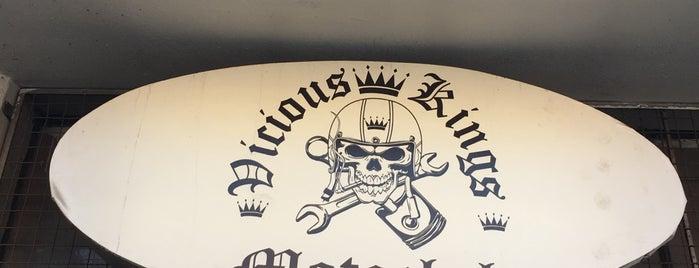 Vicious Kings Motoclub is one of Tempat yang Disukai Fabulosomar.