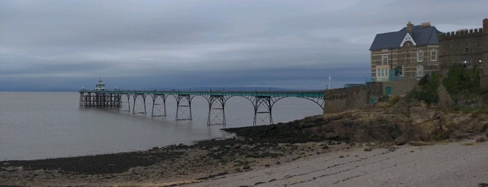 Clevedon is one of UK 2014.