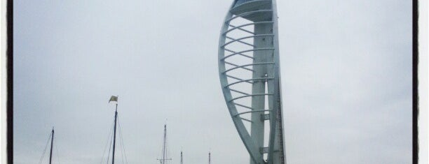 Emirates Spinnaker Tower is one of World Heritage Sites!!!.