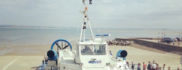 Hovertravel is one of Isle of Wight Ferries.