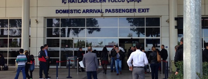 İç Hatlar Geliş Terminali is one of Airports Worldwide.