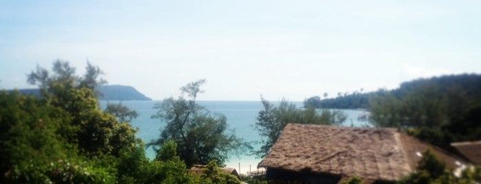 Paradise bungalows is one of Cambodia.