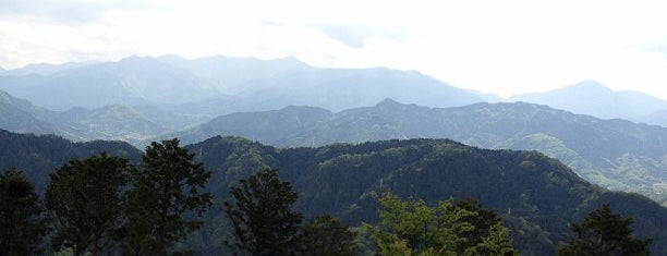 Mt. Takao is one of Tokyo 2019.