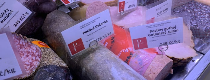 Presto Meat Market is one of Lieux qui ont plu à Antonin.