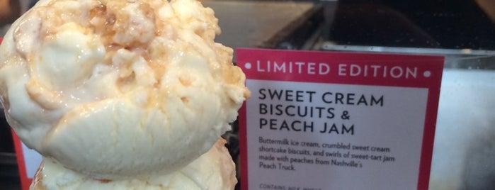 Jeni's Splendid Ice Creams is one of NYC 2014.