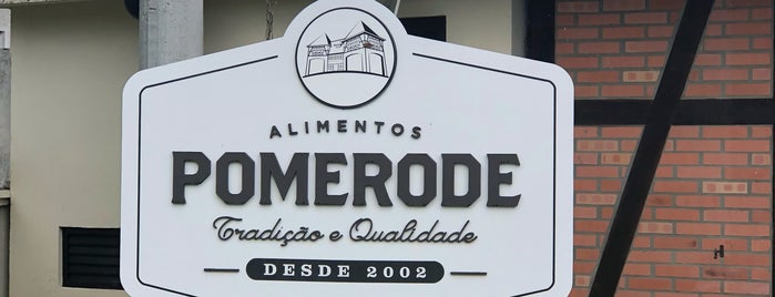 Pomerode Alimentos - Loja de Fábrica is one of Pomerode.