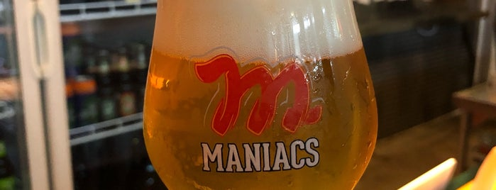 Maniacs Brewing Co. is one of cwb.