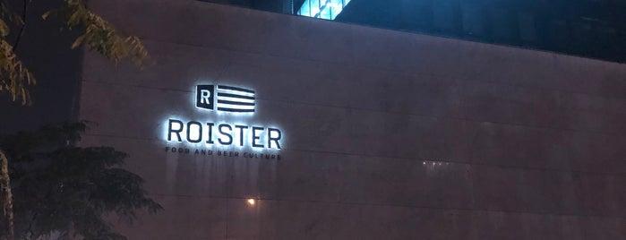 Roister is one of Porto alegre.