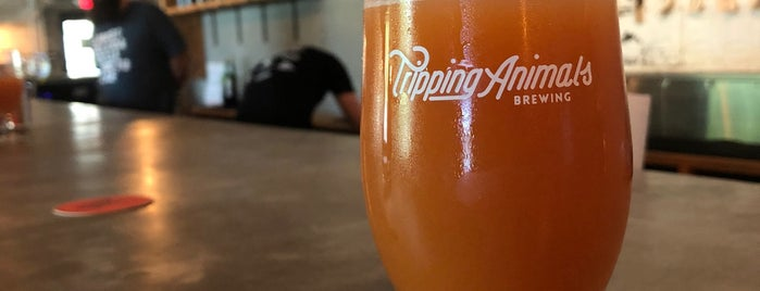 Tripping Animals Brewing Co. is one of Miami 2019.