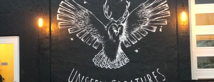 Unseen Creatures Brewing is one of Craft Breweries.