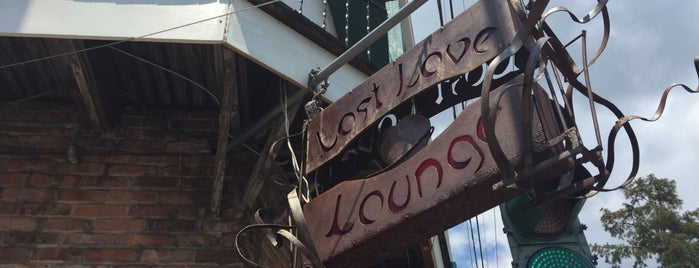 Lost Love Lounge is one of New Orleans To-Do List.
