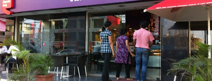 Cafe Coffee Day is one of Pune, India.