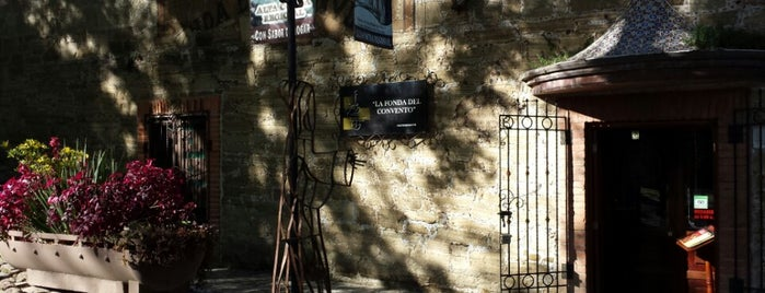 Fonda del Convento is one of Posti che sono piaciuti a Ramón.