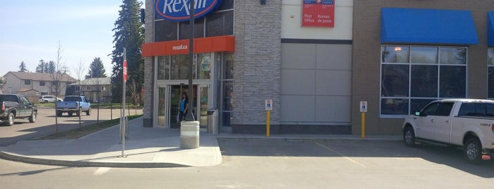 Rexall is one of Rexall Pharma Store (1/2).