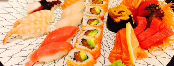 Restaurante Japón is one of Food & Fun - Santiago de Chile.