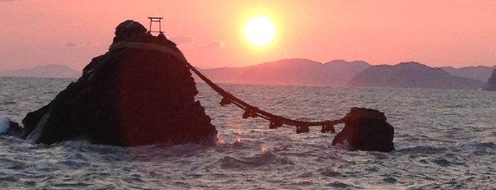 夫婦岩 is one of 伊勢と周辺。.