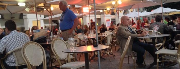 Café de la Place is one of French riviera Cannes - Monaco - Nice.