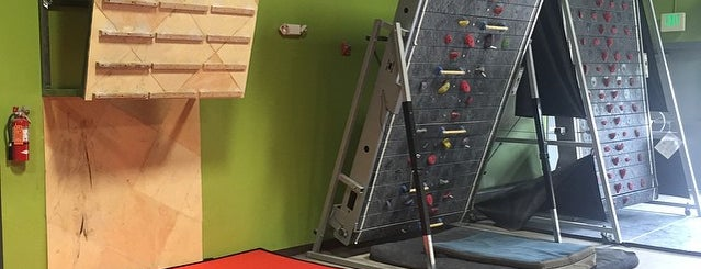 the BLOC climbing+fitness is one of Fun things to do in Tucson.