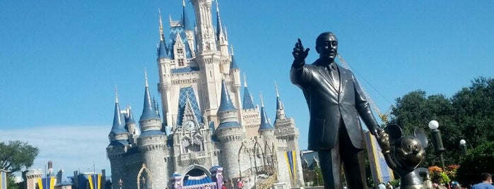 Magic Kingdom® Park is one of Fingerlakes Transport an Tour Service.