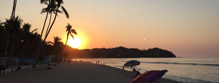 Sayulita Beach is one of Andre's Liked Places.
