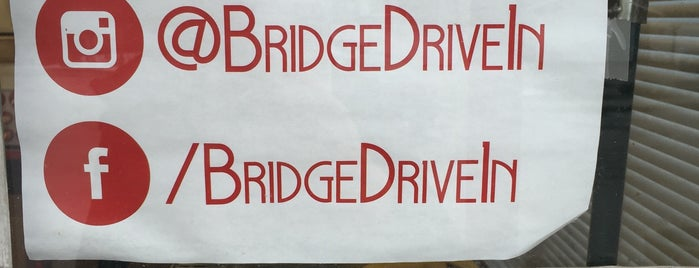 Bridge Drive-In is one of Andre's Liked Places.