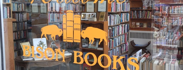 Bison Books is one of Andre's Liked Places.