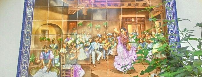 Peña Cultural Flamenca Torres Macarena is one of Séville.