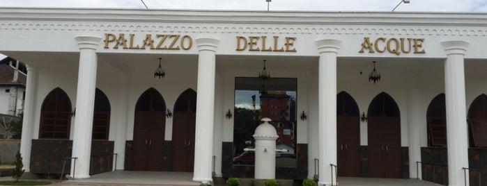 Palazzo delle Acque is one of Tempat yang Disukai M.a..