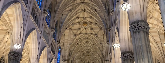 St. Patrick's Cathedral Gift Shop is one of NY - Monday.