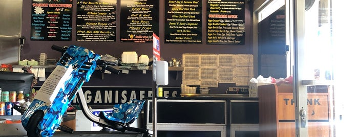 MJ's Yogurt Time & Deli is one of San Diego eateries.