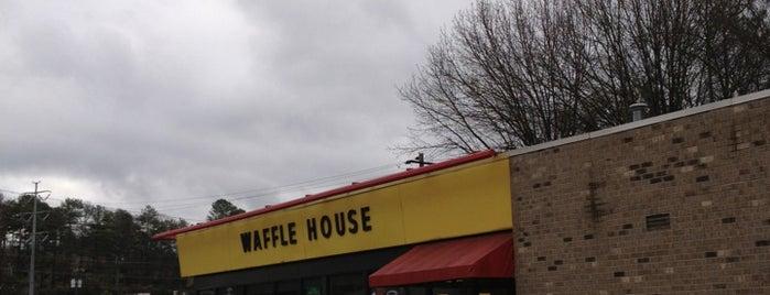 Waffle House is one of Orte, die Craig gefallen.