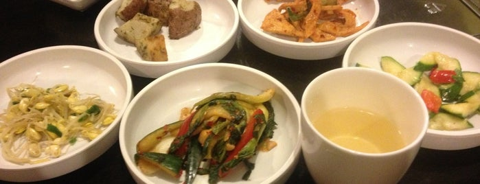 Tozi Korean B.B.Q. Restaurant is one of Restaurants To Try.