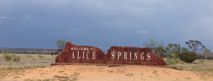 Alice Springs Airport (ASP) is one of Visited Airports around the world.