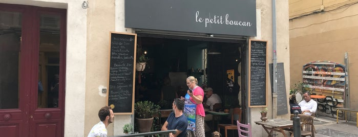 Le Petit Boucan is one of Marseille.