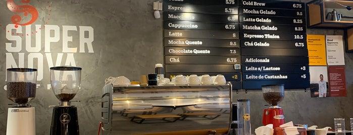 Supernova Coffee Roasters is one of Cafés e Padarias-CWB.