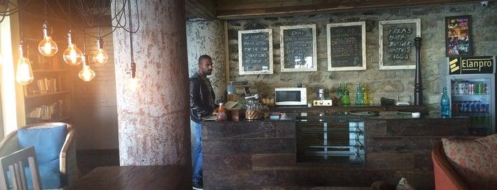 Café Ivy is one of Orte, die Dave gefallen.