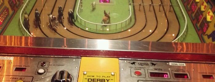 Sigma Derby @ The D Las Vegas is one of Josh : понравившиеся места.