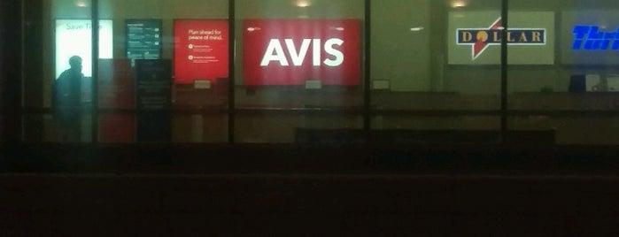 Avis Car Rental is one of USA Minneapolis.