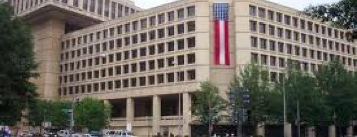 J. Edgar Hoover FBI Building is one of worth re-exploring.