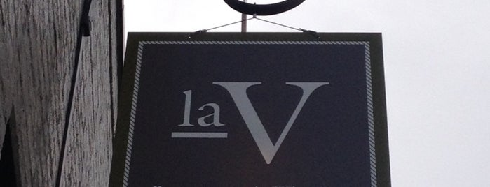 La V is one of Austin Ghosts.