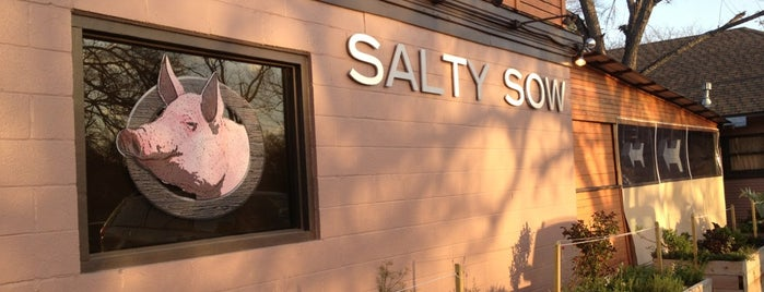Salty Sow is one of USA - Austin area.