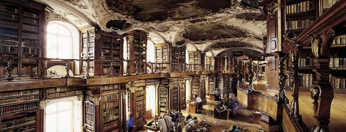 Stiftsbibliothek is one of Books everywhere I..