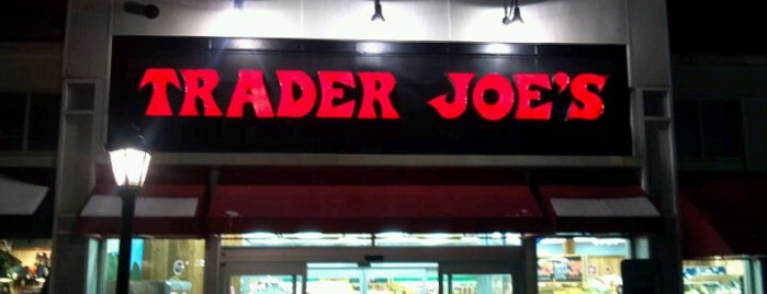 Trader Joe's is one of Kapilさんの保存済みスポット.