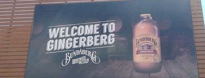 The Bundaberg Barrel is one of Big Things.