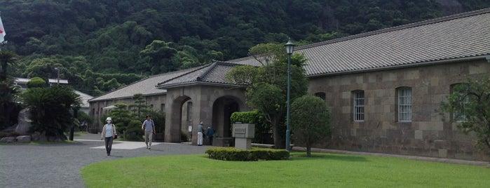 尚古集成館別館 is one of 西郷どんゆかりのスポット.