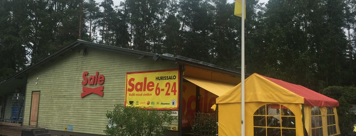 Sale is one of Orte, die Antti gefallen.