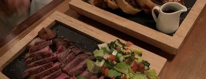 Heddon Street Kitchen is one of Lugares favoritos de Cagla.