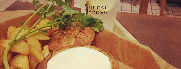 Cheese Garden is one of Tokyo.